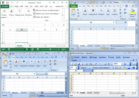 all excel 1
