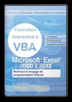 Apprenez à écrire des macros et du code VBA